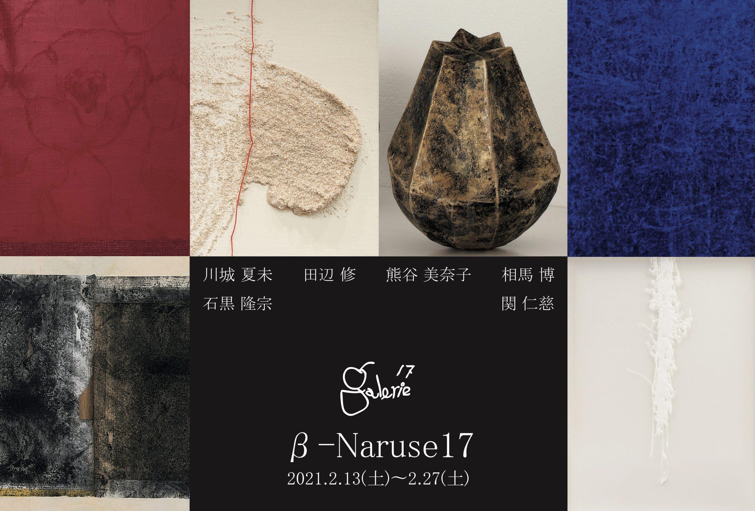β- Naruse17_DM表