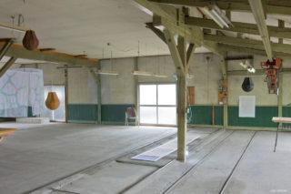 旧大島毛織工場