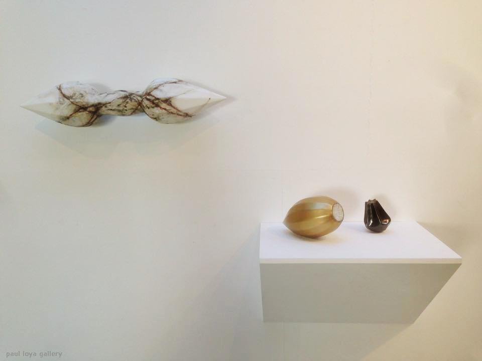 ポールロイヤーギャラリー展示